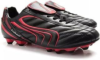 Xiang guan 帅气潮流 飞线亮面 平底鞋 防滑碎钉 专业运动鞋 足球鞋 训练鞋 休闲运动鞋 童鞋 男鞋(这款鞋也有儿童鞋)(这款鞋也有儿童鞋) 黑红 32