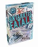 iDventure Detective Stories-Fall 2: Antarktis Fatale. Tatort Detektivspiel, Krimispiel, Escape Room Spiel für zu Hause