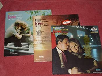 The Greatest Love Songs of the Century Vol 1 2 3&4