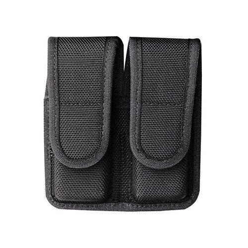 Bianchi, 7302HS AccuMold Double Magazine Pouch, Snap, Size 4