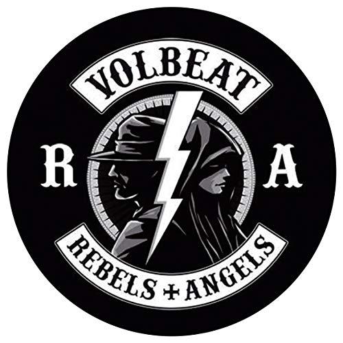 Volbeat Rebels & Angels #1 Autoaufkleber Sticker Aufkleber wasserfest