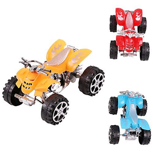 Broadroot Kunststoff Strand Auto Motorrad Spielzeug Kinder Simulation Auto Motor Modell Spielzeug Kinder Geschenke