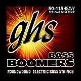 ghs H3045 - Juego de cuerdas para bajo eléctrico, 050-115