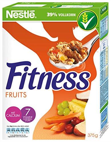 Nestlé Fitness Fruits - 375g - 4x