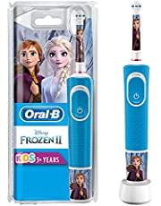Oral-B Stages Power Özel Seri Frozen Çocuklar Için Şarj Edilebilir Diş Fırçası