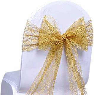 lace hoods for chair covers