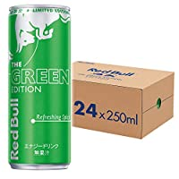 レッドブル エナジードリンク グリーンエディション 250ml ×24本