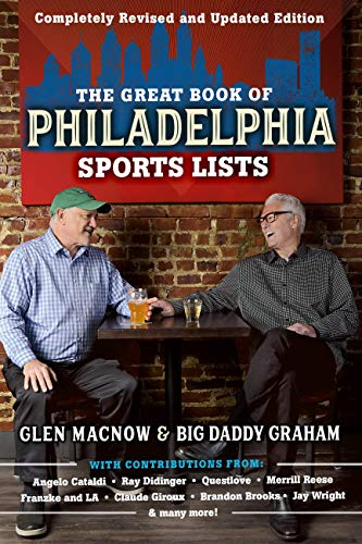 The Great Book of Philadelphia Sports Lists (Completely Revised and Updated Edition) (English Edition)