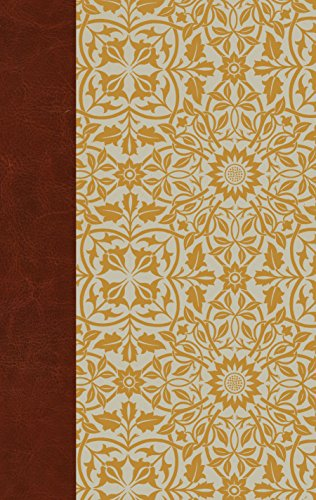 ESV Large Print Personal Size Bible (Sunflower)