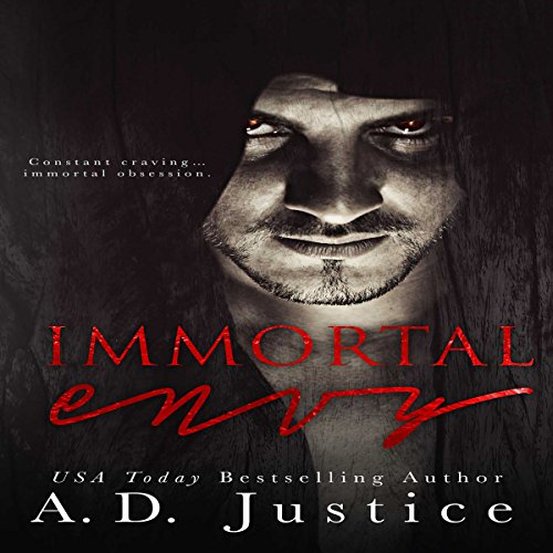 Immortal Envy     Immortal Obsessions, Volume 1              By:                                                                                                                                 A. D. Justice                               Narrated by:                                                                                                                                 Benjamin Sands                      Length: 6 hrs and 34 mins     Not rated yet     Overall 0.0