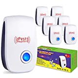 Ultrasonic Pest Repeller 6 Pack, Pest Repellent,...