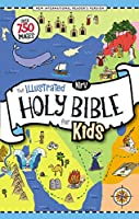 The Illustrated NLRV Holy Bible for Kids: New International Reader's Version