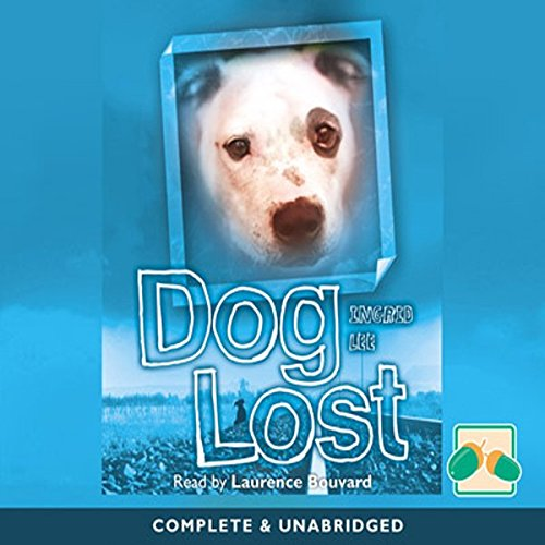 Dog Lost audiobook cover art