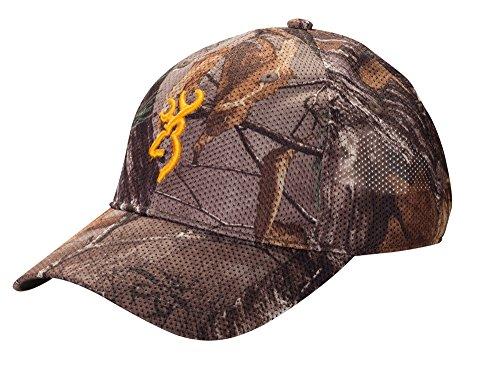 Browning Erwachsene Mesh Lite Kappe, Mehrfarbig, One Size