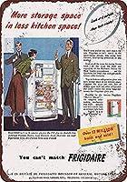 Refrigerators ティンサイン ポスター ン サイン プレート ブリキ看板 ホーム バーために