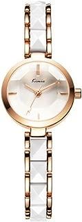 KIMIO Watches Women Fashion Luxury Quartz Wristwatch Cusual Ladies Clock Dress Blue Watch Woman