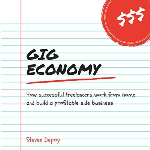 『Gig Economy』のカバーアート