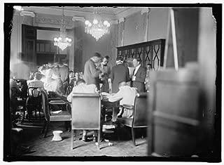 HistoricalFindings Photo: Draft World War,Drawing Draft,Harris & Ewing,1917,2