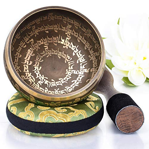 Tibetan Music Singing Bowl