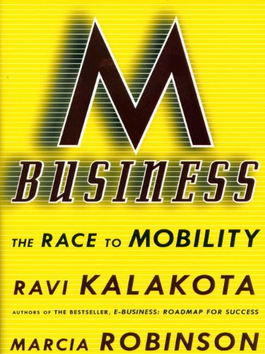 M-Business: The Race to Mobility (Brill's Japanese Studies Library) (English Edition)