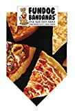 Pizza Dog Bandana (One Size Fits Most for Medium to Large Dogs)