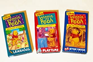 Winnie the Pooh Collection: The Blustery Day; Helping Others; Pooh Party (3 pack)
