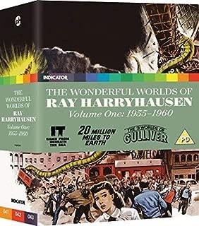 The Wonderful Worlds of Ray Harryhausen: Voume One: 1955-1960