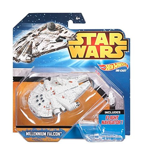 Hot Wheels - Star Wars Raumschiff Millenniumfalke