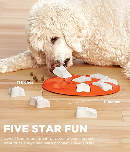 Nina Ottosun Dog Smart Beginner Dog Puzzle Toy