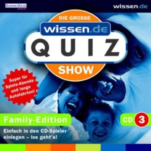 Quiz Show Vol. III Titelbild