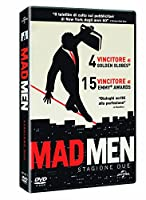 mad men - season 02 (4 dvd) box set dvd Italian Import