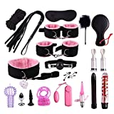 Best Adult Toys - Guiseniour 21pc Leather Handcuffs Set Adult Awesome Toys Review