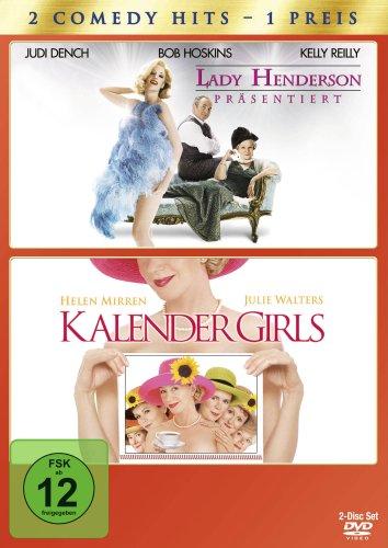 Lady Henderson präsentiert / Kalender Girls [2 DVDs]