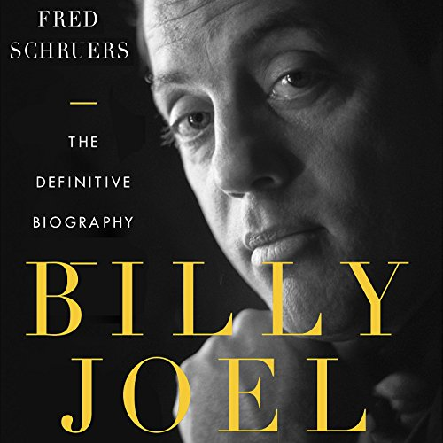 Billy Joel audiobook cover art