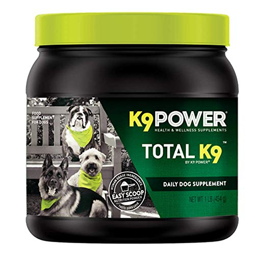 Total K9 - Daily Health & Wellness Formula (1 - lb)