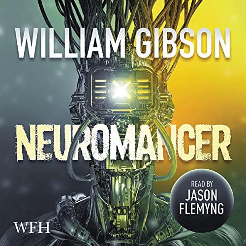 『Neuromancer』のカバーアート