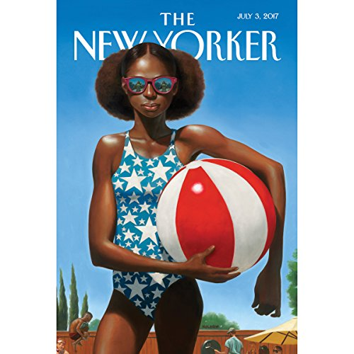 The New Yorker, July 3rd 2017 (James Lasdun, Eliza Griswold, Amy Davidson) audiobook cover art