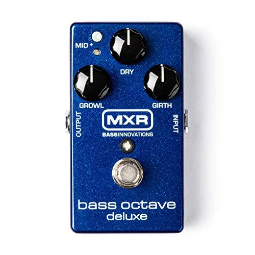 Dunlop MXR Bass Octave Deluxe Effektpedal