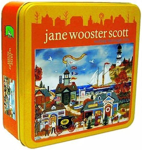 Ceaco Jane Wooster Scott Keepsake Tin - Sailing Through Life by Ceaco
