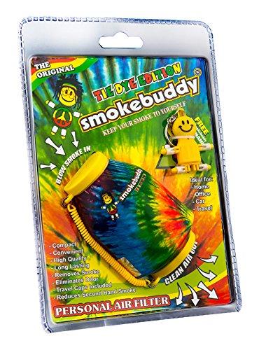 smokebuddy, Luftfilter gegen Rauch Original Knüpfbatik