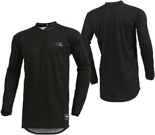 O`Neal 001E-03C Men`s Element Classic Jersey (Black, Medium)