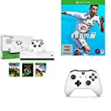 Microsoft Xbox One S 1TB - All Digital Edition [Konsole ohne optisches Laufwerk] + FIFA 19 -...