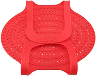 Borlai Lifter Food Grade Silicone Heat Resistant Turkey Lifter Non Stick Poultry Cooking Mat