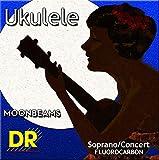 DR String UFSC Ukelele Soprano/Concert Set di...