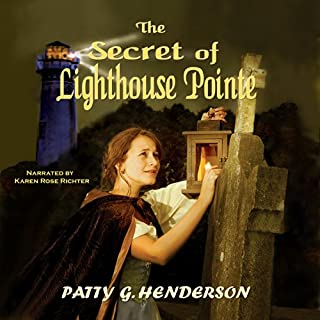 The Secret of Lighthouse Pointe audiobook cover art