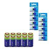 CAMVION 4LR44, 476A, PX28A, L1325, A4034PX, A544 6V Alkaline Battery 10 Pack