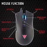 Zoom IMG-2 itek mouse gaming g61 4000dpi