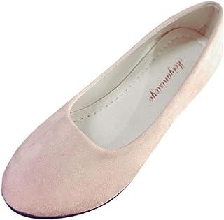 OHQ Zapatos PequeñOs De Color Caramelo Sandalias Planas Profesionales Negro Rojo Rosa Caliente Mujeres Azul ResbalóN En Ba...