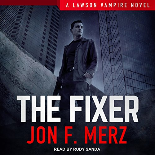 The Fixer audiobook cover art
