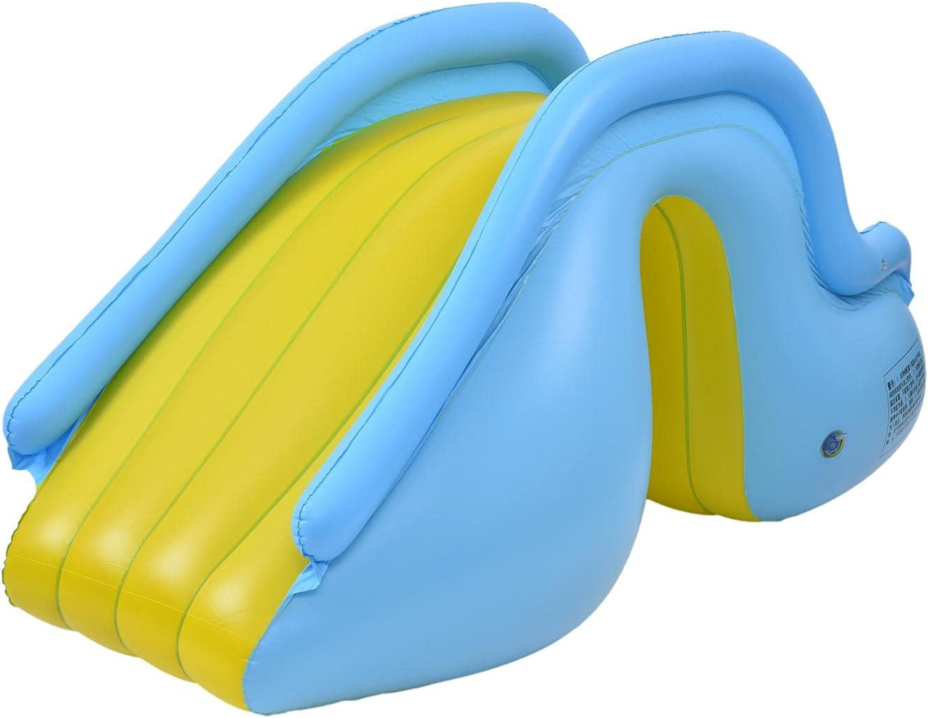 Inflatable Waterslide Wider Steps Blob 2021new Genuine shipping free Climbin Water